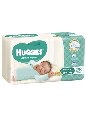 Huggies Ultra Dry Newborn
