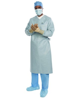Aero Chrome* Surgical Gown X-Large - Ctn/28