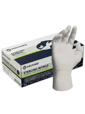 Sterling Nitrile Exam Glove Medium