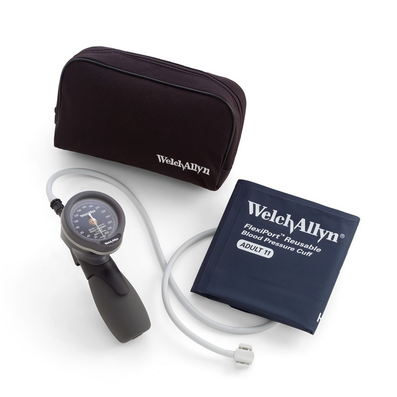 Welch Allyn DS66 Aneroid Sphygmomanometer with Adult Cuff